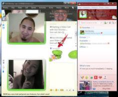 Comment installer le logiciel de Tchat avec Webcam ?