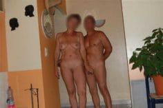 Jean-Jacques et Karine disponibles pour jeux sexe entre couples